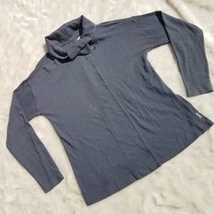 Columbia  2 Button Sweatshirt